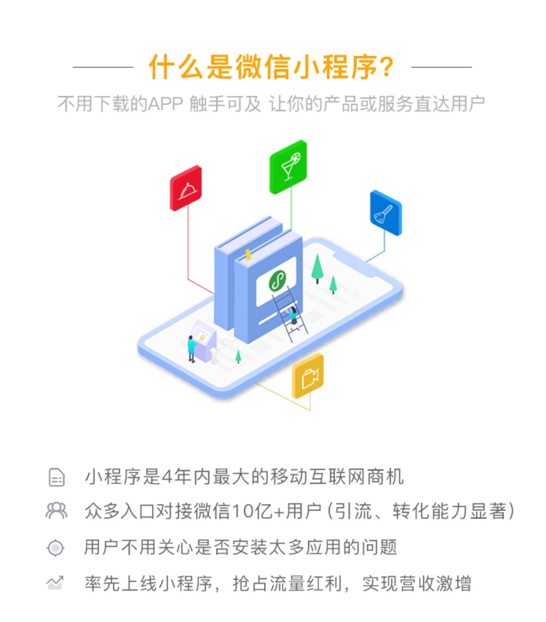 菜虫网络·企业展示小程序企业官网小程序